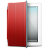 IPad-White-red-cover icon