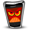 IPhone-Angry icon
