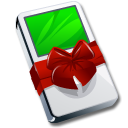 ipod gift icon