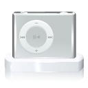 iPod shuffle dock icon