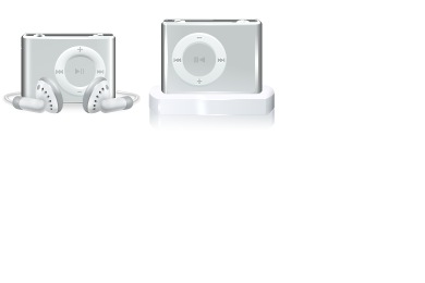 iPod Shuffle Icons