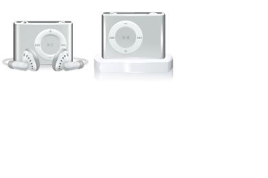 iPod Shuffle Icons