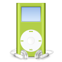 http://icons.iconarchive.com/icons/fasticon/ipods/128/iPod-mini-green-icon.png