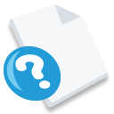 File help icon