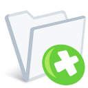 iFolder add icon