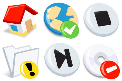 iSimple System Icons