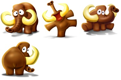 Mammoth Icons