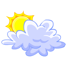 Cloud Sun icon