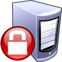 lock server icon
