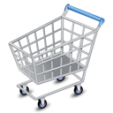 Shop cart icon