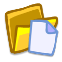 folder files icon
