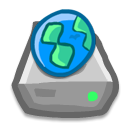 Hd-web icon