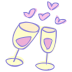 Drink-cheers icon