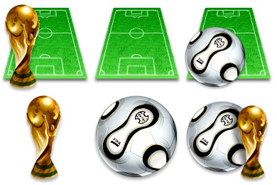 World Cup 2006 Icons