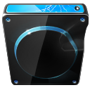 broken harddisk icon