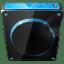 Broken-harddisk icon