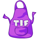 Filetype image tif icon