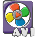 filetype movie avi icon