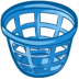 Trash-basket icon