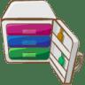 Archive-white icon