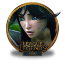 Ahri Cinematic icon