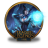 Ahri Midnight Chinese icon