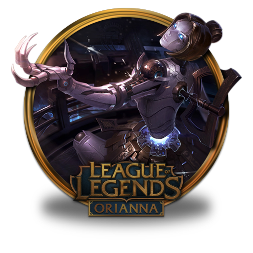 Orianna-Normal icon