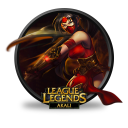 Akali-Crimson icon