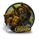 Blitzcrank Chinese Artwork icon
