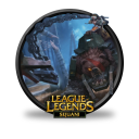 Sejuani Bear Cavalry icon