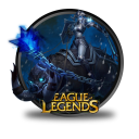 Sejuani Darkrider Chinese artwork icon
