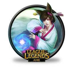 Ahri Dynasty Chinese artwork icon