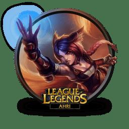Ahri Foxfire icon