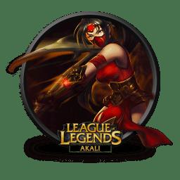 Akali Crimson icon