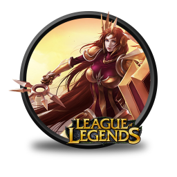 Leona Chinese atrwork icon