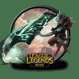 Riven Icon   League of Legends Iconset   fazie69