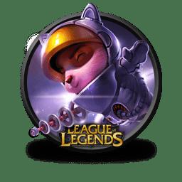 Teemo Astronaut Icon   League of Legends Iconset   fazie69