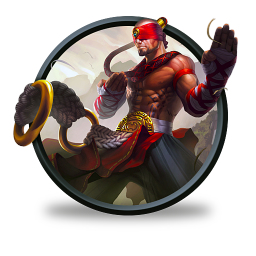 lee sin interesting icon