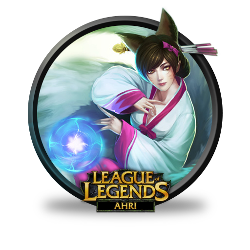 Ahri Dynasty Chinese artwork Icon | League of Legends