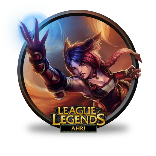 Ahri-Foxfire icon