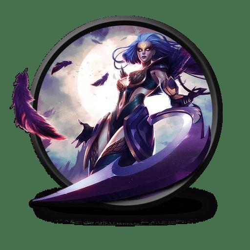 Diana-Dark-Valkyrie icon