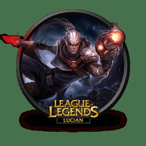 Lucian Hired Gun icon