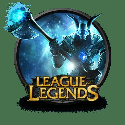League Of Legends Iconset