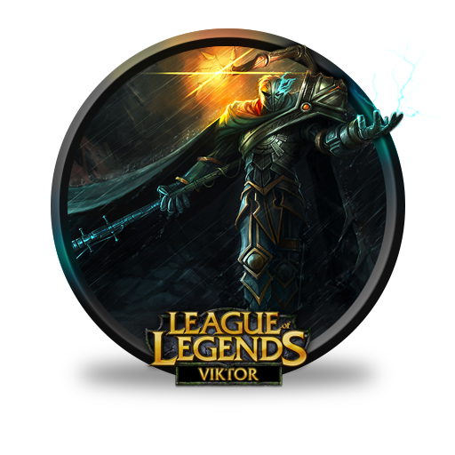 Viktor Chinese artwork Icon | League of Legends Iconset