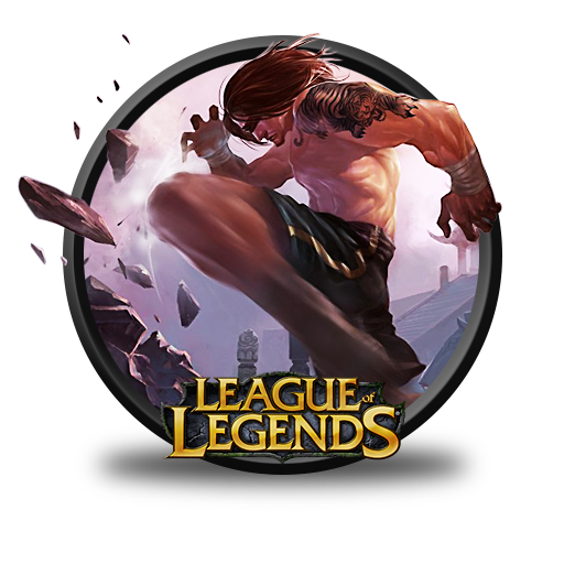 Lee sin chinese splash Icon | League of Legends Iconset