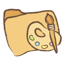 folder art icon