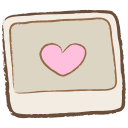 image heart icon