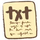 txt icon