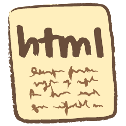 html icon