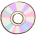 Cd-dvd icon